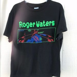 Vintage Rogers water T-shirt